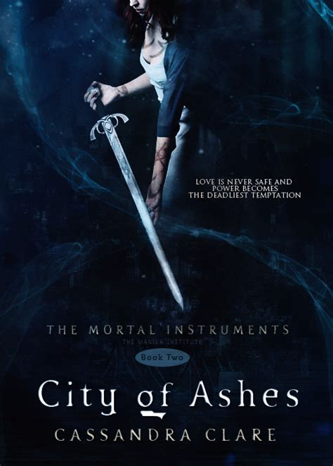 The Mortal Instruments City Of Ashes Clare the manila institute book covers come to
