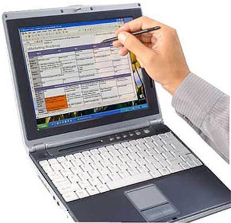 "fujitsu lifebook b3010d ""touchscreen notebook"" review"