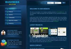 Free Css Business Templates Corporate Business Css Website Template Free Download