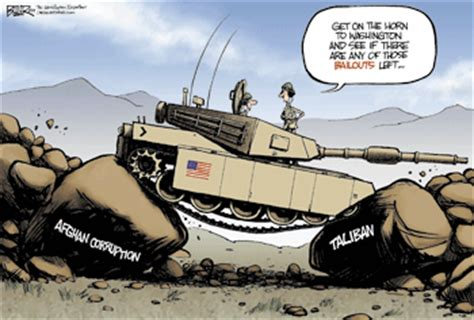 afghanistan: presidential double standards and military