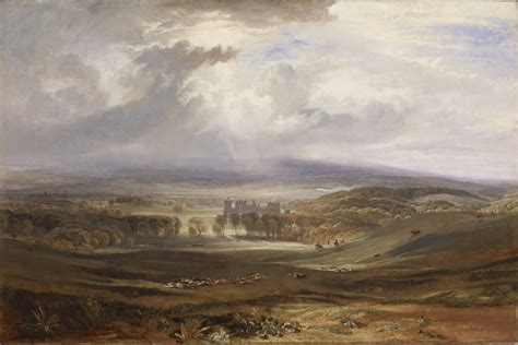 Castle Tuner by File Joseph Mallord William Turner Raby Castle The Seat Of The Earl Of Darlington Walters