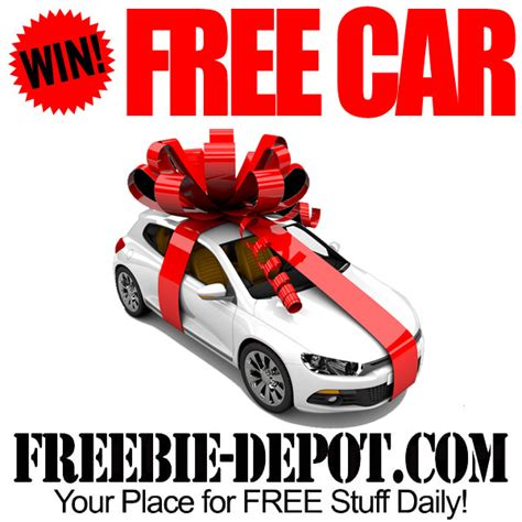 Free Vehicle Giveaways - win a free car enter car lister s epic giveaway freebie depot