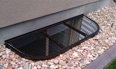 Egress Window Well Decorative Liners Window Well Amp How To Install A Window Well