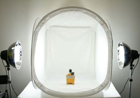 using a light tent for product photography the best photography light box review