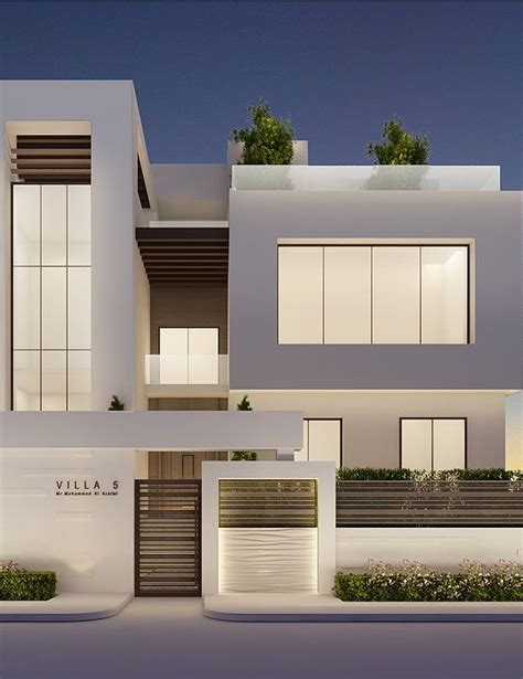 design interior exterior modern villa exterior design by ions design