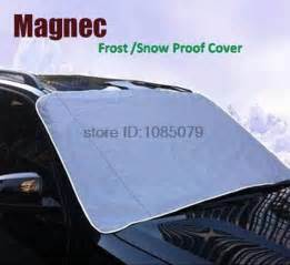 Car Windscreen Covers Asda Aliexpress Buy Accessories Magnetic Half Size Car