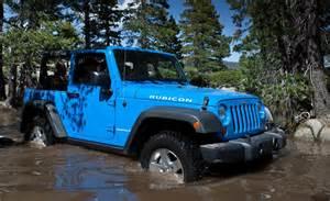 2012 Jeep Wrangler Rubicon Car And Driver
