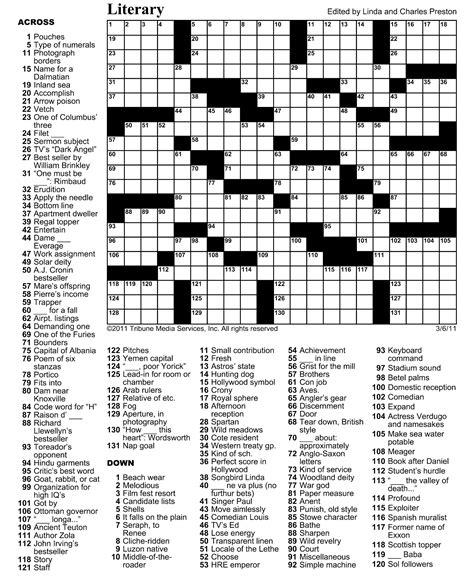 pictures free printable crossword puzzles best games march 9 crossword puzzle crossword puzzle indy week