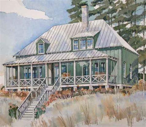 retreat house plans house plan thursday st simons retreat sl 256 southern living fabulous house