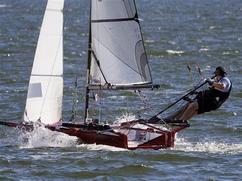 skiff boat sailing sailing 14 foot skiffs photo