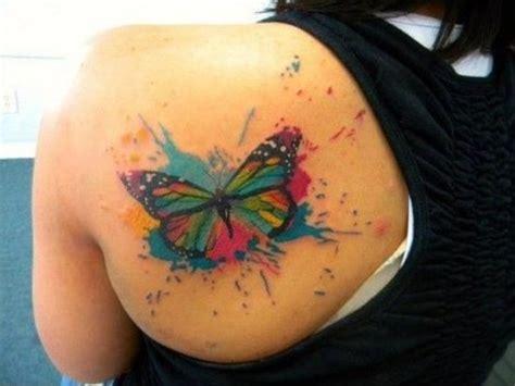 tatuaggi fiori senza contorno pin disegni farfalle colorate da colorare imagixs on