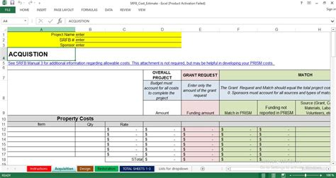 project budget excel template gse bookbinder co