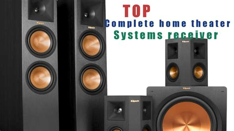 ten  complete home theater systems receiver review