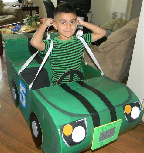 How To Make A Race Car Out Of Paper - word of lend me your ear craft diy cardboard