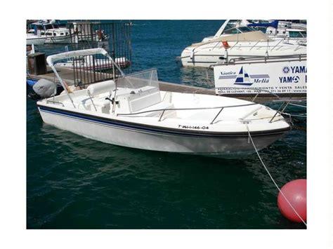 pelican fibreglass boat cranchi pelican in puerto de mah 243 n power boats used