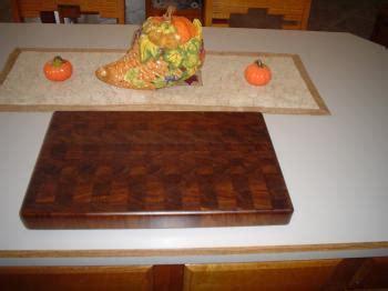 Richard Rose Culinary Cutting Board Care