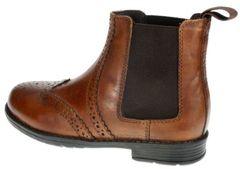 new earth chestnut brown rider leather brogue dealer