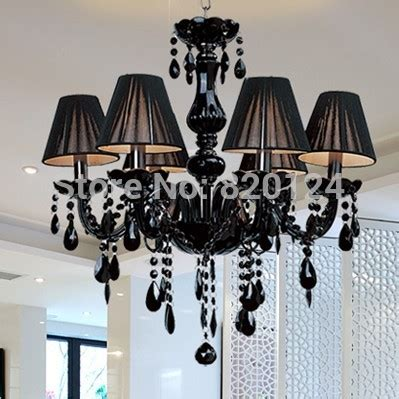 Black Chandelier Dining Room Modern Black Lights Chandeliers Pendant