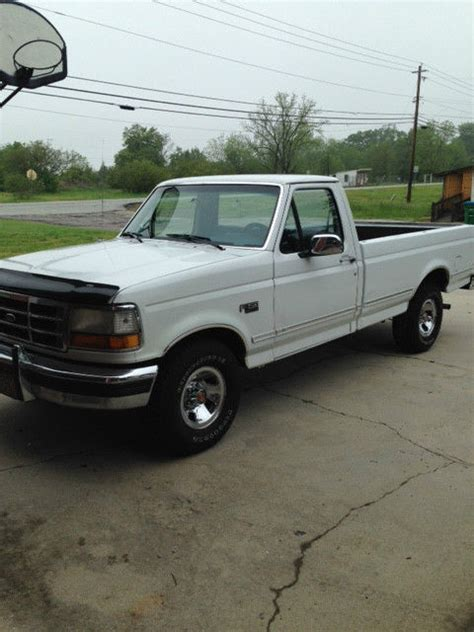 ford f 150 truck bed for sale super clean 1994 ford f 150 long bed pickup truck 00