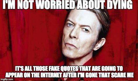 Bowie Meme - david bowie imgflip