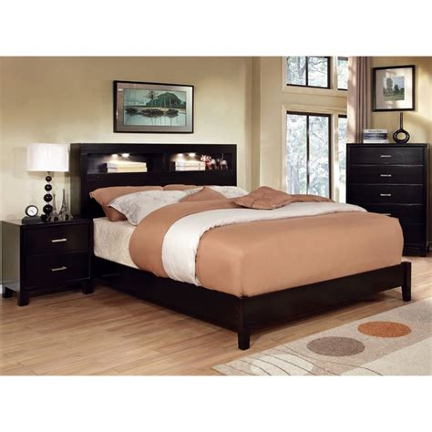 Furniture Of America Bedroom Sets by Furniture Of America Jenners 3 Bookcase California