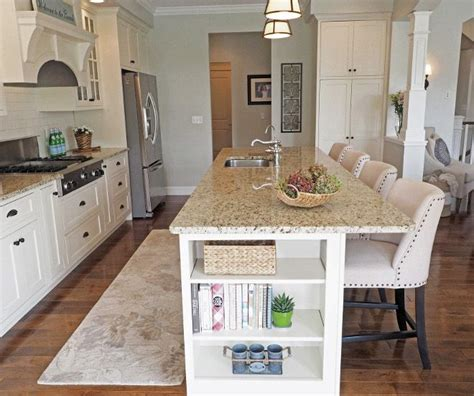 8 foot kitchen island with sink do you like or your 4 foot wide island can i see a