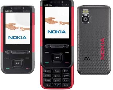 nokia xpress music edition