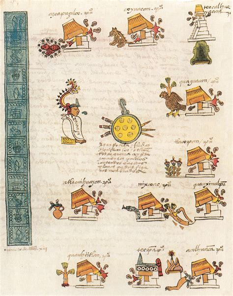 libro les bonnes folio file codex mendoza folio 5v jpg wikimedia commons