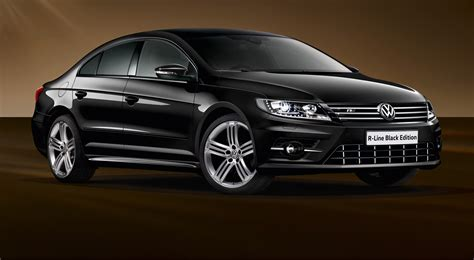 volkswagen back volkswagen cc black editions why is one white carwow
