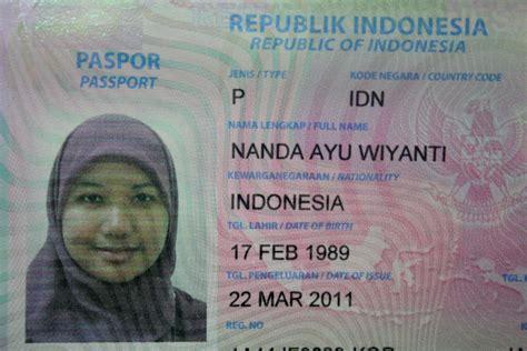 buat paspor baru di jakarta prepare to singapore aku punya paspor mudah dan cepat