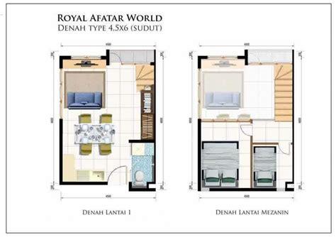 layout pabrik furniture apartemen dijual new mount afatar apartment 1 5 lantai