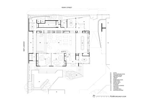 architecture school floor plan gallery of st joseph s primary school dko architecture 11