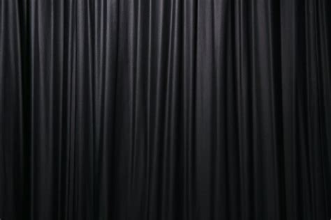 Free Black Curtain Stock Photo   FreeImages.com