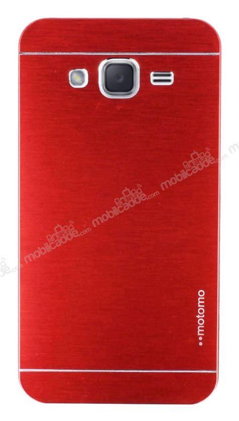 Motomo Samsung Galaxy J2 motomo samsung galaxy j2 metal k箟rm箟z箟 rubber k箟l箟f