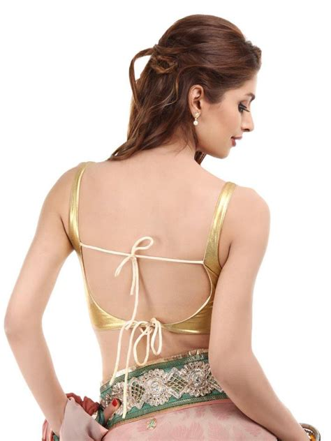 Fannya Blouse backless saree blouses boutiquesarees