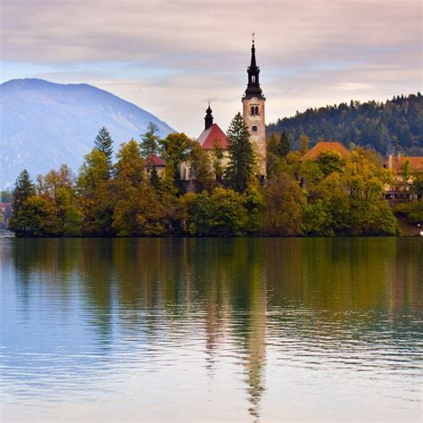 slovenia lake travel trip journey lake bled slovenia