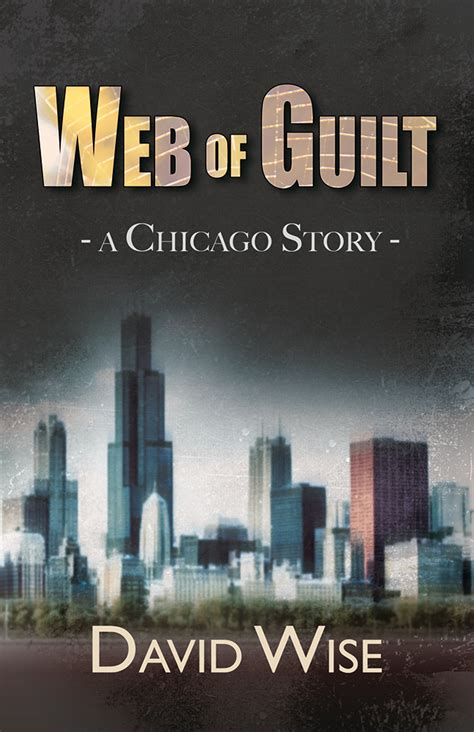 web of crime books web of guilt cover design