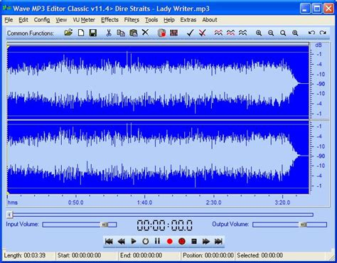 best mp editor software audio editor offers basic editing function best mp3