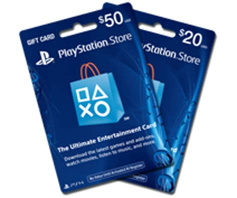 Ps3 Store Gift Card - 301 moved permanently