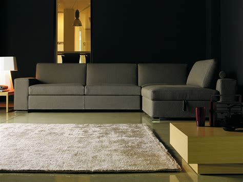 fabric corner sofa with removable covers plus fabric sofa bed by giulio marelli italia design r d
