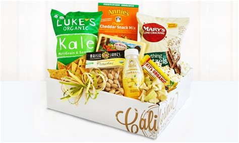 new year snack box healthy snacks gift box groupon goods