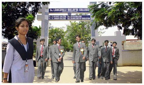 Distance Mba Colleges In Vizag by Dr Lankapalli Bullayya College Visakhapatnam Course Fees