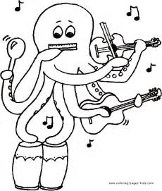 music coloring pages music coloring pages sheets music color