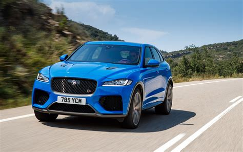 2020 Jaguar F Pace by Comparison Jaguar F Pace Svr 2020 Vs Jaguar E Pace