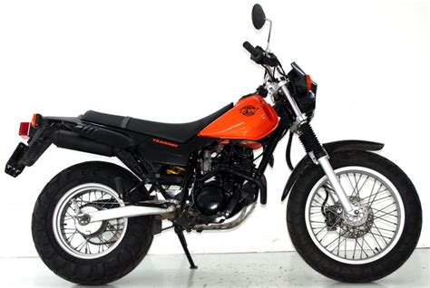 Yamaha Motorrad Leasen by Yamaha Tw 125 125 Ccm Motorr 228 Der Moto Center Winterthur