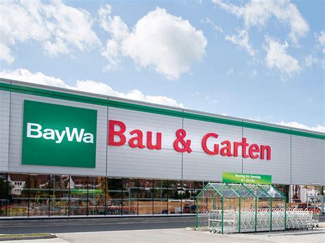 baywa haus und garten neu ulm ex obi markt wieder voll vermietet