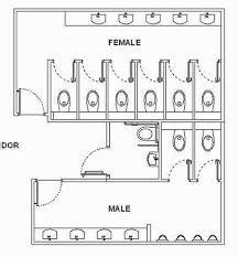 office toilet layout plan public toilet layout google search architecture