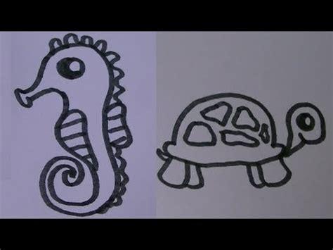 grappige dieren tekenen deel 4 :) youtube