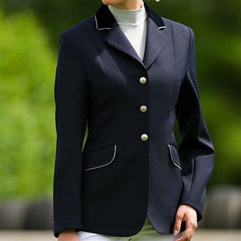 giacche da giacca concorso da equitazione donna equi theme myselleria