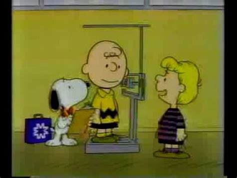 peanuts metlife commercial 1986 youtube